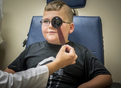 Moreland Eye Care Pediatric Eye Exam