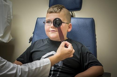 Moreland Eye Care Pediatric Eye Exam