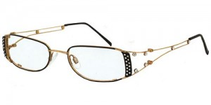 Moreland Eye Care Caviar Eyeglasses